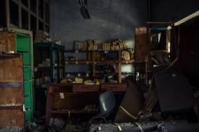 Uffici nel caos più totale